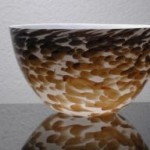 Tortoiseshell bowl